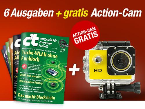 6 Ausgaben zum Vorzugspreis testen | Preis 19,50 € (Preis in Dt., inkl. MwSt.) | Jetzt portofrei bestellen!