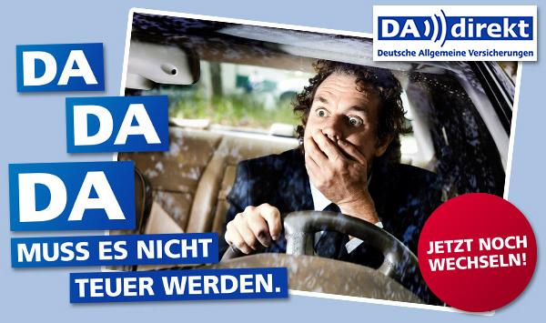 DA direkt - Deutsche Allgemeine Versicherung